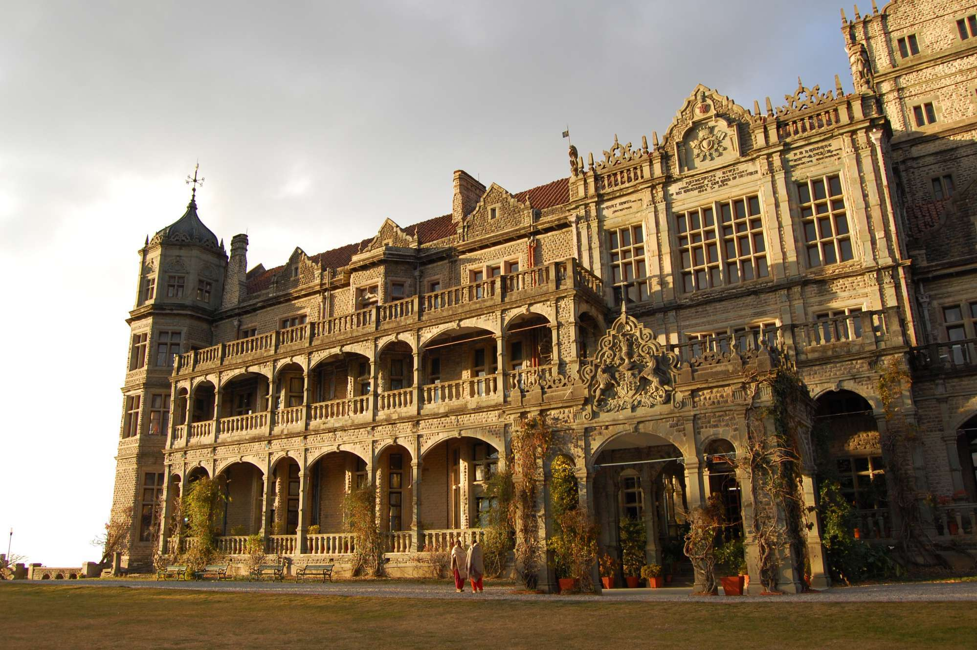 Viceregal Lodge on Observatory Hill