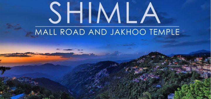 Shimla Postcard2