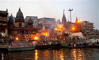 ganges cremation