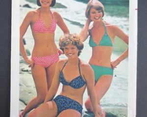 Bikinee stylee 1970's