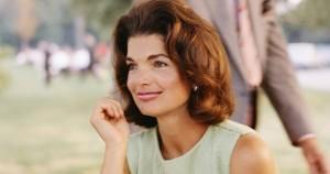 Jackie Kennedy Femme Fatale.