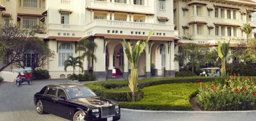 Raffles le Royal Hotel.